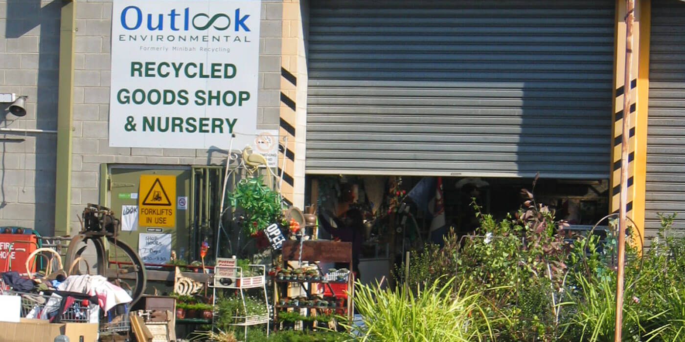 Resource Recovery Banner