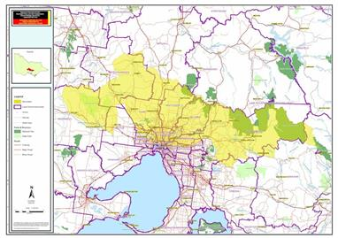 Wurundjeri boundaries