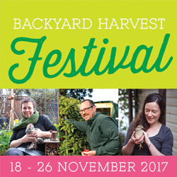 2017 Backyard Harvest Festival