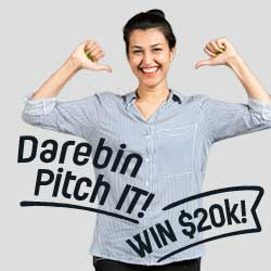 Darebin Pitch IT competition