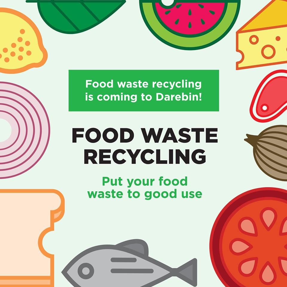 Food waste recycling is coming to Darebin