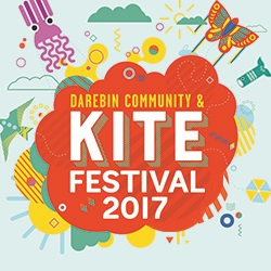 The Darebin Community & Kite Festival, is back!