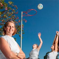 Increasing the provision of netball courts in Darebin